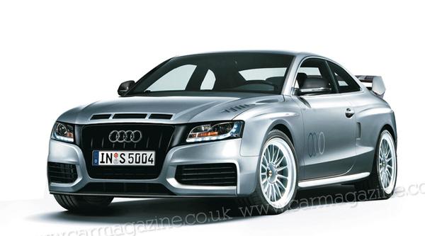 "Future Audi ""Ur Quattro"": un look de plus en plus ravageur..."
