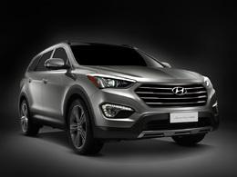 Salon de Genève 2013 - Le Hyundai Grand Santa Fe y sera