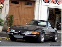 Photo du jour : Ferrari Daytona