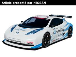 NISMO RC : la LEAF sous un air de sportive [Rédigé par Nissan]