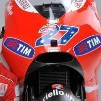 Moto GP - Italie: Ducati et Gresini décorent leurs carénages