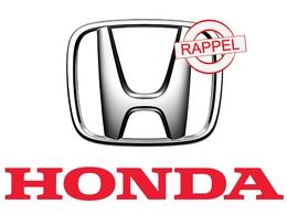 Après Toyota, Honda rappelle 528 000 voitures... pour les mêmes raisons