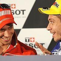 Moto GP - Yamaha: Furusawa craint plus Stoner que Pedrosa