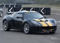 Lotus Exige S British GT Special Edition : sexy girl !