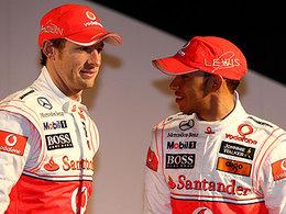 F1 - Jenson Button ne veut pas encore aider Lewis Hamilton