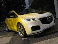 Mazda CX-7 Adrenaline : canari zoum-zoum