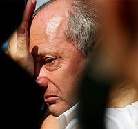 """Formule 1 - Départ de Dennis: Cette fois, c'est le """"Times"""" qui l'annonce"""