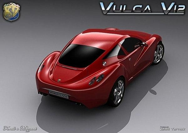 F&M Vulca V12 en clair