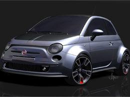 SEMA 2010 : la Fiat 500 vue par Mopar