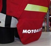 JPMS 2010 en différé : Motoairbag®… un airbag plus rapide que son ombre !