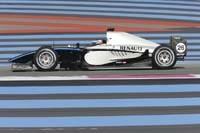 GP2: essais d'intersaison au Castellet