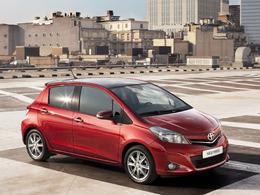 Déjà deux millions de Toyota Yaris produites à Valenciennes
