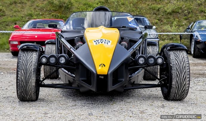 photos du jour ariel atom spa classic. Black Bedroom Furniture Sets. Home Design Ideas