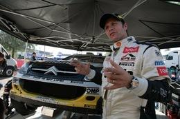 WRC Angleterre : Petter Solberg négocie une Ford Focus