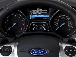 Ford MyKey : le contrôle parental du téléphone mains libres arrive