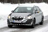 Future Opel Astra: rendez-vous au printemps prochain