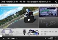 "Yamaha YZF-R1M ""the Year of The One"": direction Sugo pour un tour de piste (vidéo)"