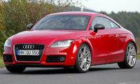 Audi TT-RS en balade