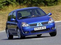 La p'tite sportive du lundi: Clio RS Ragnotti.