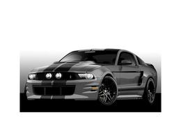 SEMA Show : Ford présente quatre Mustang
