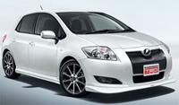 La Toyota Auris touchée par TRD