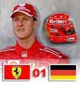 La biographie de Michael Schumacher est en vente aujourd'hui