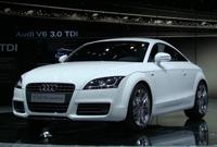 Salon de Genève 2008: Audi TT 2.0 TDI 170 ch