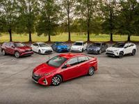 Le géant Toyota célèbre 15 millions d'hybrides vendues