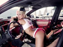 Calendrier : Miss Tuning 2012
