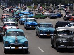 Cuba : le marché progresse de... 50 véhicules