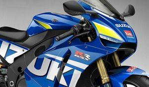 Nouveauté - Suzuki: la GSX-RR de Grand Prix a des envies de route!
