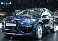 Salon de Genève 2008: Audi Q7 V12 TDI en live: le monstre