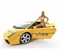 Une Lamborghini qui a plus de Watts que de Chevaux !!!