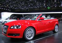 Salon de Genève: Impressions sur l'Audi A3 Cabriolet