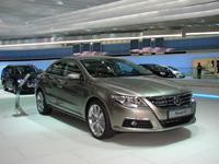 Volkswagen Passat CC en direct de Genève