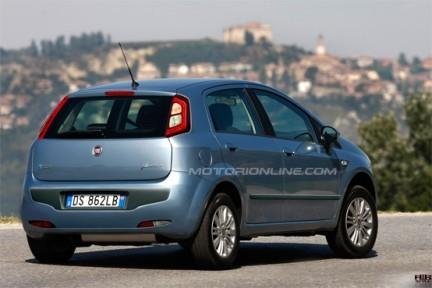 Fiat Grande Punto Evo : sans doute comme ça