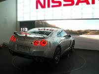 Live à Genève : la Nissan GT-R européenne est là !