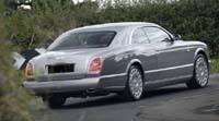 Première image de la Bentley Havana!