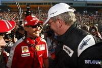 Pour Ross Brawn, Schumi peut gagner des courses !