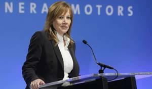 Mary Barra, la mieux payée chez les patrons automobiles en 2019
