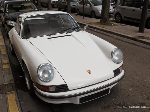 Photos du jour : Porsche 911 2.7 RS