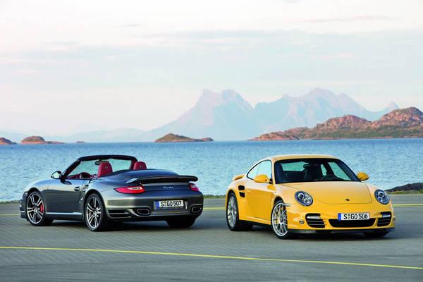 Francfort 2009 : la Porsche 911 Turbo phase 2 dévoilée