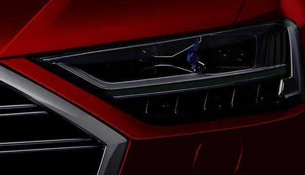 Audi : la nouvelle A8 adopte l'amortissement prédictif et les quatre roues directrices