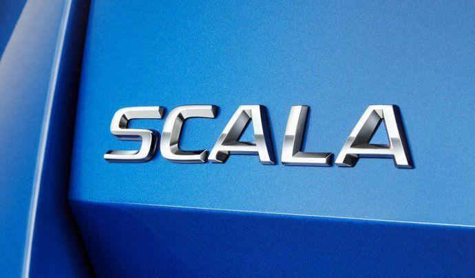 Skoda: la nouvelle compacte se nommera Scala