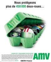 """JPMS 2010 : Produit de l'année catégorie vert : AMV """"Assurance Véhicule Electrique""""."""