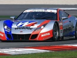 Loïc Duval champion de Super GT