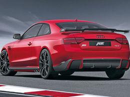 Salon de Genève 2013 : ABT présentera l'Audi RS5-R