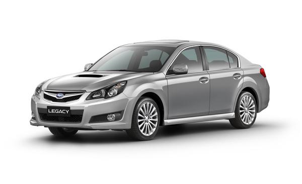 Francfort 2009 : Subaru amène ses nouvelles Legacy et Outback