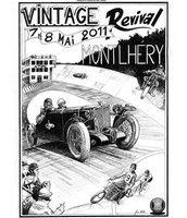 Vintage Revival Montlhéry les 7 et 8 mai 2011 : que des « avant-guerre »…