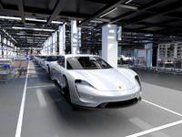 Porsche : le futur sera électrique... et en Bourse ?